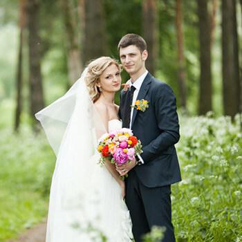 свадьба в загородном клубе Александр